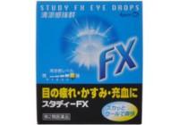 KYORIN STUDY FX EYE (для сохранения зрения, от сухости и жжения)