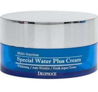 Крем Deoproce Special Water Plus (увлажняющий, антивозрастной, осветляющий)