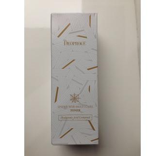 Тонер Deoproce Spider Web Multi Care (для омоложения кожи, от прыщей и пигментирования)