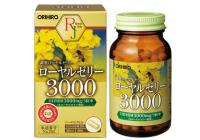 Royal Jelly ORIHIRO 3000 (укрепляет иммунитет, от сахарного диабета, тонизирует)