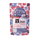 Orihiro Iron это витамины в форме мармелада: жевательные конфеты с витаминным комплексом помогут ликвидировать дефицит железа в организме и способствуют укреплению иммунитета