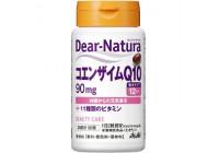 Коэнзим Q10 Asahi Dear Natura – ваша помощь и защита от стресса