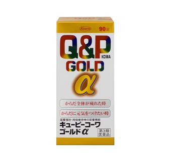 КьюПи Голд α+ – препарат, который поможет вам сохранить бодрость и не даст стрессу испортить вам жизнь