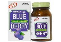 Blue Berry – витамины для зрения с экстрактом черники и очанки звёздной