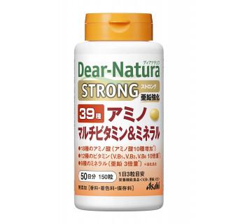 Dear Natura Strong: интенсивное омоложение, нормализация холестерина