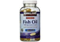 Omega-3 Fish Oil Kirkland – это помощь для вашего сердца и сосудов, препарат помогает укрепить суставы и иммунитет в целом
