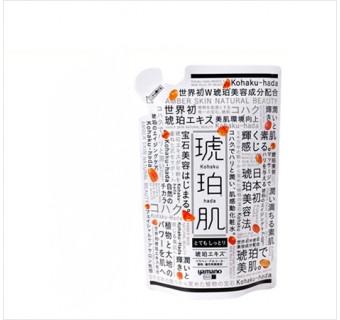 Лосьон для лица «Янтарная кожа» Сменная упаковка (увлажняющий)