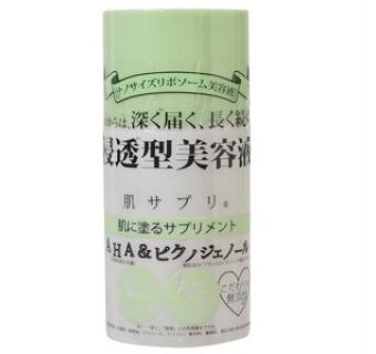 Крем с фруктовыми кислотами AHA и пикногенолом. 50г (для здоровья и молодости кожи)