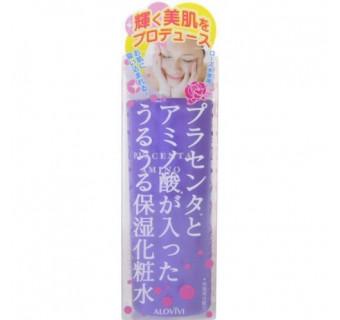 Подтягивающий лосьон для лица с плацентой (снимает макияж, придает сияние)