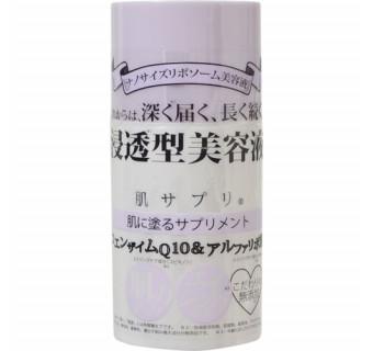 Крем с коэнзимом Q10 и α - липоевой кислотой. 50г (против старения)