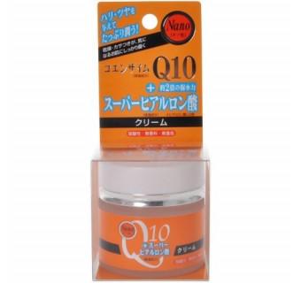 Крем-гель для лица с нано CoQ10 (для красоты и подтянутости кожи)