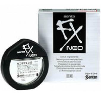 Капли для глаз Sante FX Neo Silver (от конъюнктивита, зуда и покраснения)
