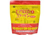 Питьевой коллаген с гиалуроновой кислотой и коэнзимом Q10 (омоложение, укрепление иммунитета, восстановление после травм и ушибов)