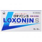 Локсонин (мощное и безопасное обезболивающее)