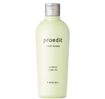 Шампунь Proedit Curl Fit (для сухих, тонких, непослушных и вьющихся волос)
