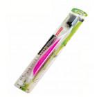 Зубная щетка с бамбуком и серебром (антибактериальная защита для чувствительных зубов и десен)