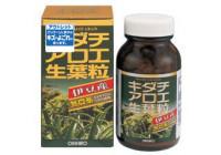 Экстракт алоэ (для здоровья ЖКТ, улучшения обмена веществ, снижения уровня сахара в крови)