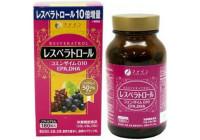 Ресвератрол + Q10 (профилактика рака, сердечнососудистых заболеваний, укрепление иммунитета)