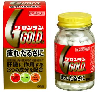 Guronsan голд (при слабости, нарушении аппетита, усталости и истощении, после болезней, родов)