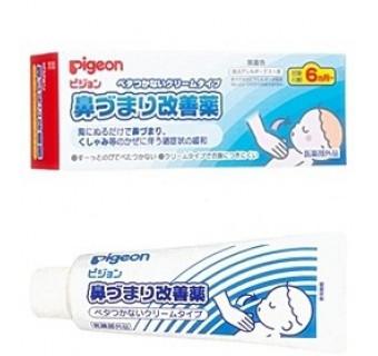 Мазь для груди Pigeon (облегчает состояние при простуде, не оставляет следов на одежде)