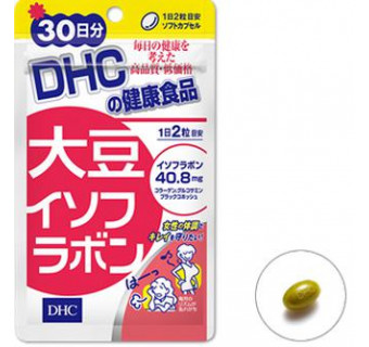 Изофлавон DHC (восполняет недостаток эстрогена во время месячных, климакса, после родов и гормональных нарушений)