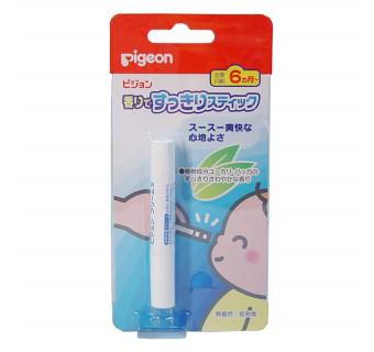 Стик Pigeon (от заложенности носа и раздражения кожи, для детей от 6 месяцев и взрослых)