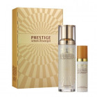 Сыворотка для лица + сыворотка для глаз Prestige serum d'escargot с экстрактом улитки