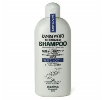 Шампунь от перхоти Kaminomoto Medicated Shampoo B&P (для всех типов волос)