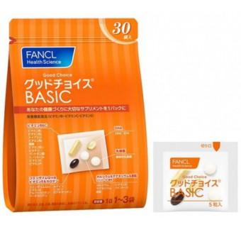 Комплекс Basic на 30 дней для питания кожи