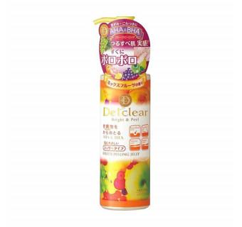 Скатывающийся пилинг с фруктовыми кислотами и ароматом ягод 180 мл (очищает и увлажняет)