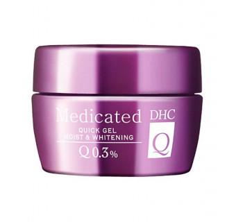 Гель-крем  Medicated Quick gel moist & whitening отбеливающий