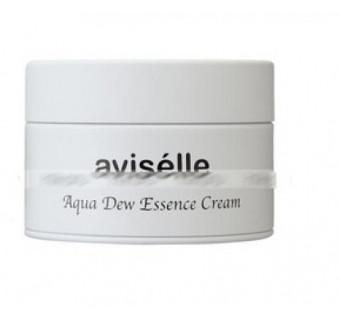 Эссенция с экстрактом улитки «Увлажняющая роса» AVISELLE Aqua Dew Essence Cream освежающая кожу лица