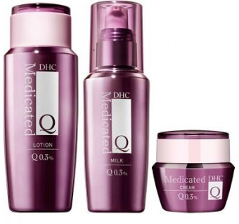 Серия Medicated Q10 (увлажняет, освежает и помогает избавиться от проблем с кожей)