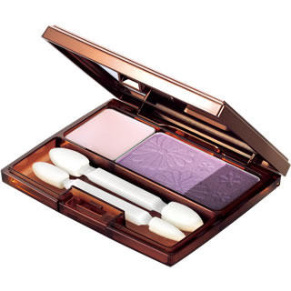 DHC eye shadow palette EX. Палитра для глаз - синий