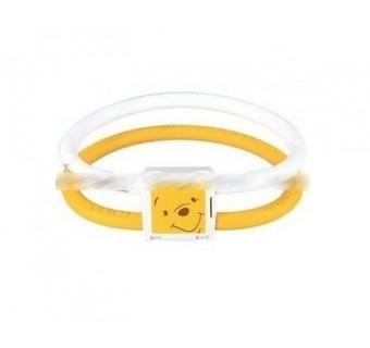 Colantotte магнитный браслет Disney Winnie the Pooh (снимает напряжение и усталость в мышцах)