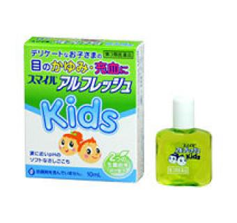 Глазные капли для детей (противовоспалительные, противоаллергические)