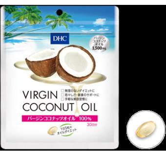 Кокосовое масло 100% DHC (помогает избавиться от избыточного веса)
