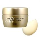 Крем-гель DHC all-in-one gel moist & face up (увлажнение и лифтинг)