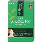 Маски для лица С витамином С и зеленым чаем (от акне)
