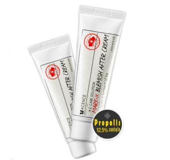 Высокоэффективное средство на основе прополиса Acence Mark-x Blemish After Cream