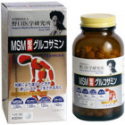 MSM глюкозамин хондроитин на 30 дней (лечение суставов, хрящей, артрита и остеоартрита)