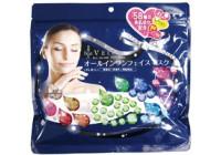 Омолаживающая маска для лица (58 компонентов красоты; 45 шт в упаковке)