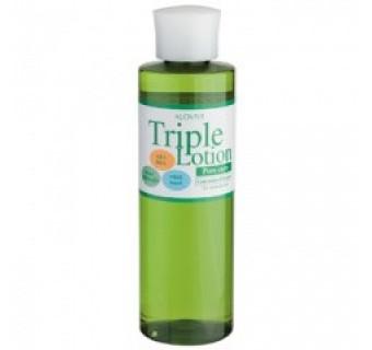 Лосьон тройного действия для проблемной кожи (очищение, сужение пор, выравнивание)