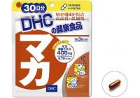 DHC «Мака» (увеличение жизненного тонуса, сексуальной энергии, снимает тревожные состояния)