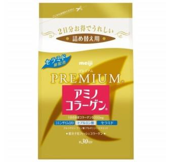 Купить амино коллаген Meiji Premium
