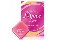 Капли для глаз Rohto Lycee (для девушек)
