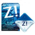 Капли для глаз Rohto Z! (лечение аллергии, покраснения, усталости + свежесть)