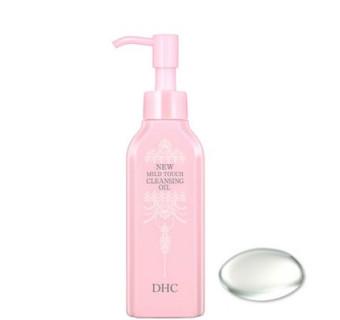 """DHC Mild Touch Cleansing Oil. Масло для очищения """"Мягкое прикосновение"""" (придает коже мягкость и гладкость)"""