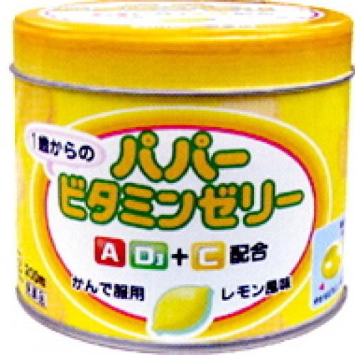Японские детские витамины желе