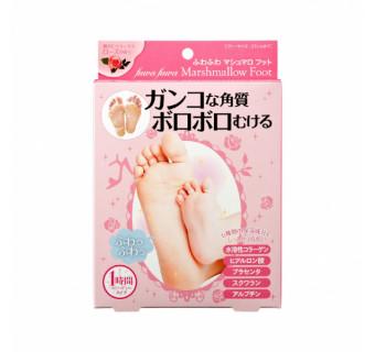 Носочки для пилинга Marshmallow Foot 27см для ухода за кожей ног